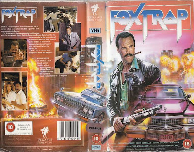 VHS Americano de VHS Wasteland