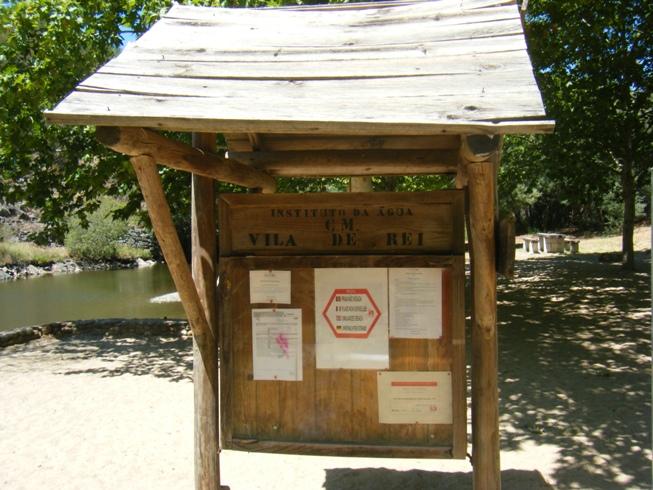 Local de Informação da Praia Fluvial