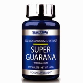 Super Guaranà, a base di un estratto di guaranà, ricco di caffeina