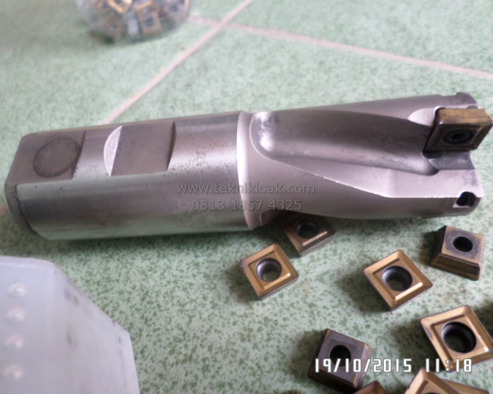 Holder Milling | Cutter Milling | BullMill | FaceMill | Stang Milling | Pisau Milling
