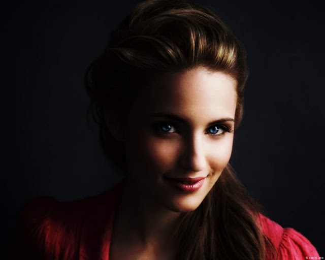American Actress, Singer Dianna Agron