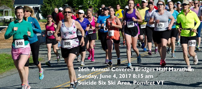 Covered Bridges Half Marathon