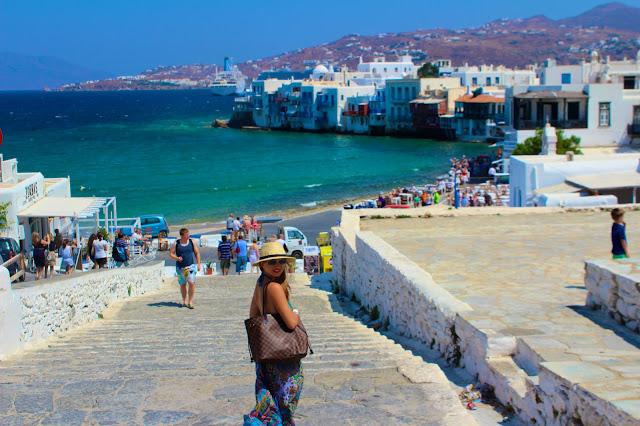Mykonos, Greece - 5 Safest Destinations for Solo Women Travelers