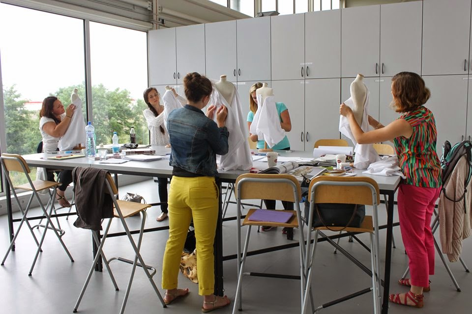 ArtCamp, Fashion design