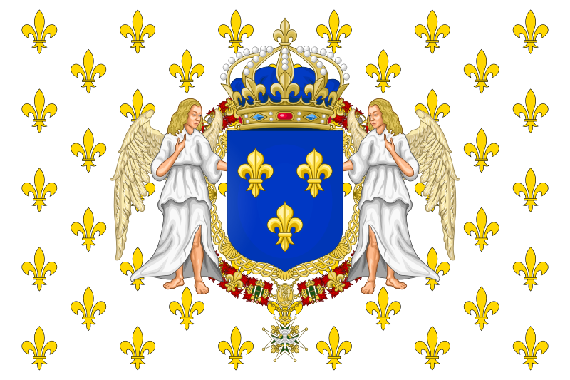 Image  result for the french monarch flag