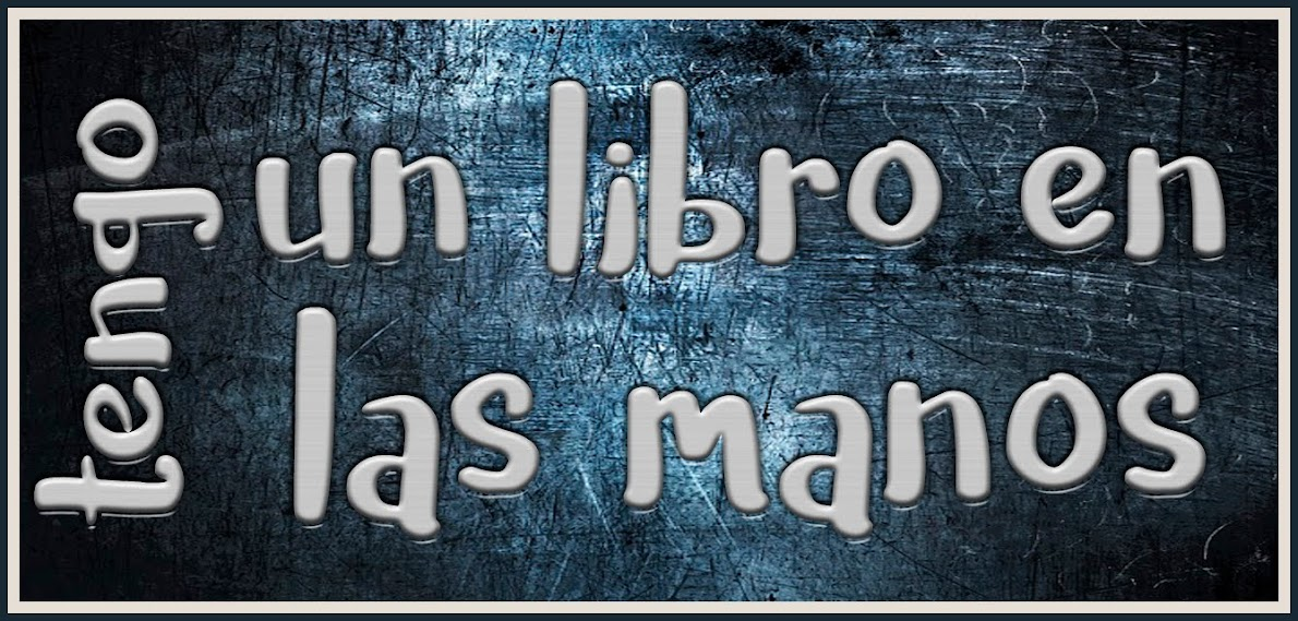 Tengo un libro en las manos