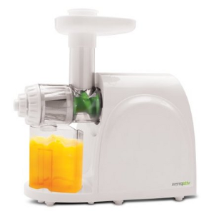 Juice Extractor Machines: Big Boss Heavy-Duty Masticating Slow Juicer Review