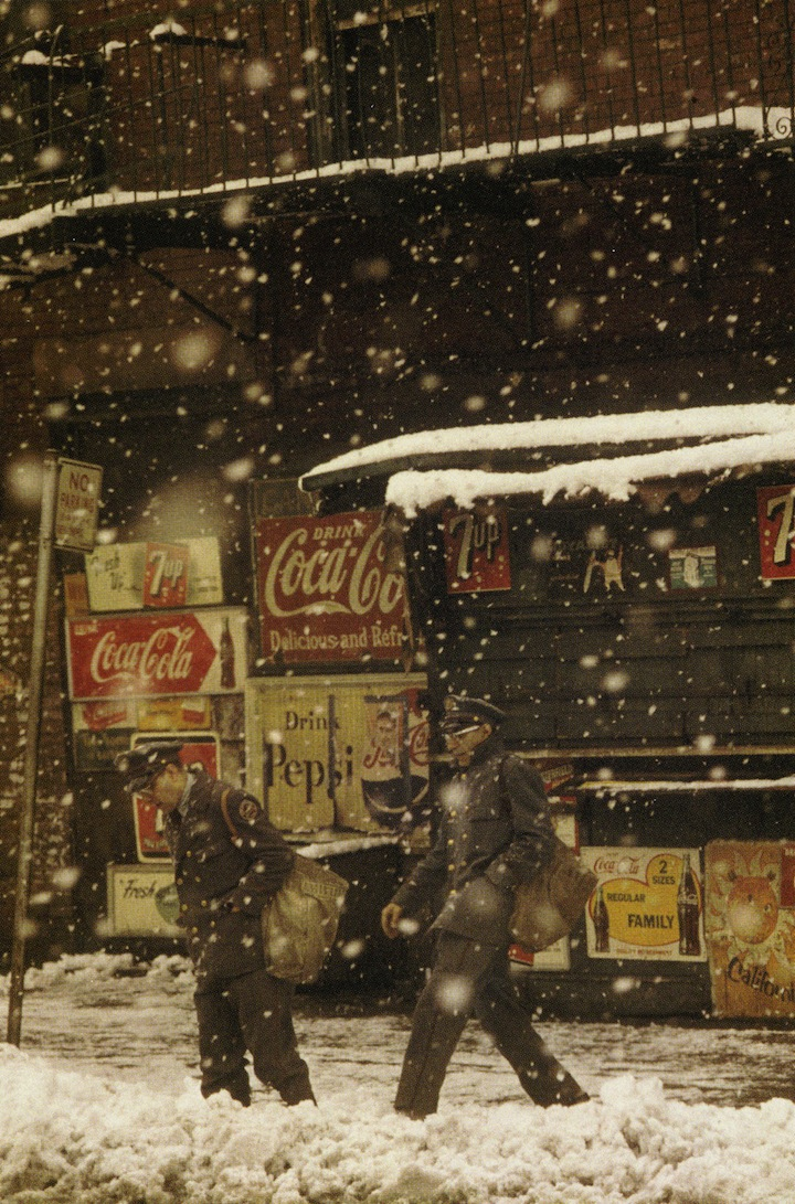 saul leiter early color pdf