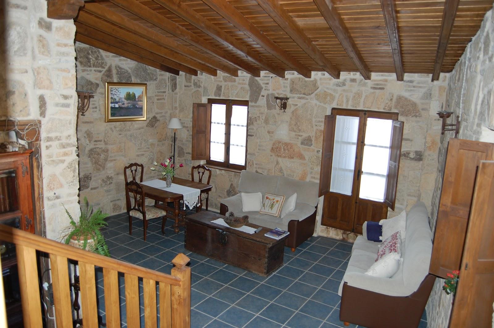 Hotel rural balc n del pueblo - Decoracion de casas de pueblo ...