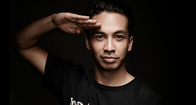 El mejor DJ del mundo en contra de la violencia