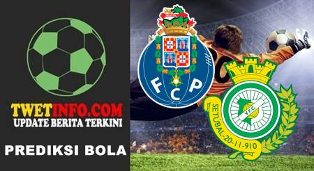 Prediksi Porto vs Vitoria Setubal
