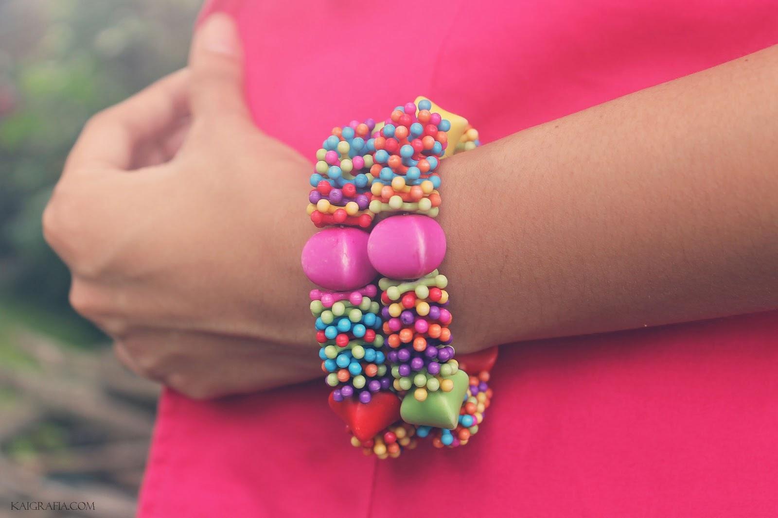 Colorful Arm swag armcandies