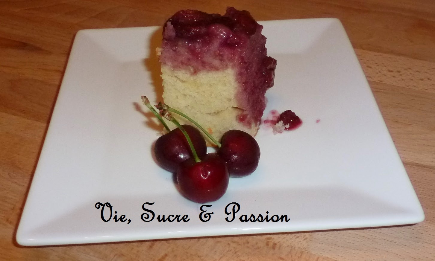 Cherry Pudding reciepe