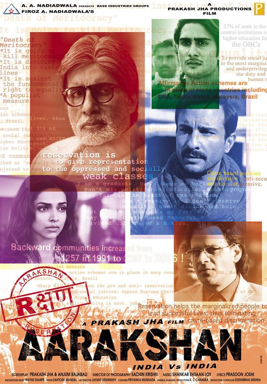 Aarakshan Movie Cast Aarakshan Movie Posters Cast