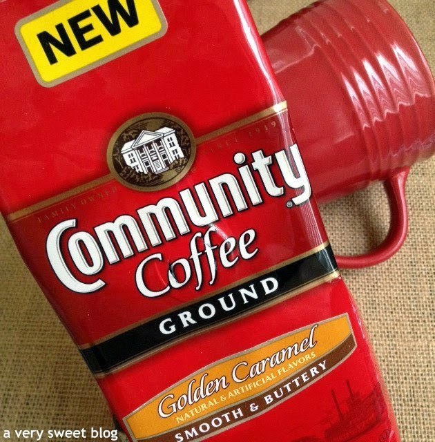 Image result for Community Golden Caramel coffee