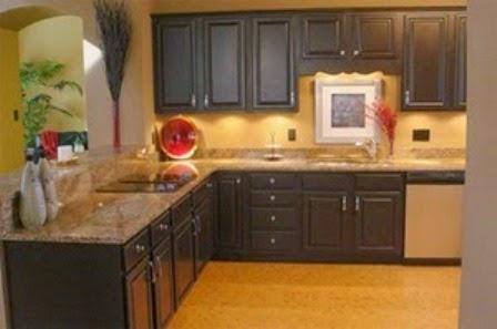 Desain Interior Kitchen Set Untuk Inspirasi Anda
