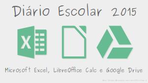 Diário Escolar 2015