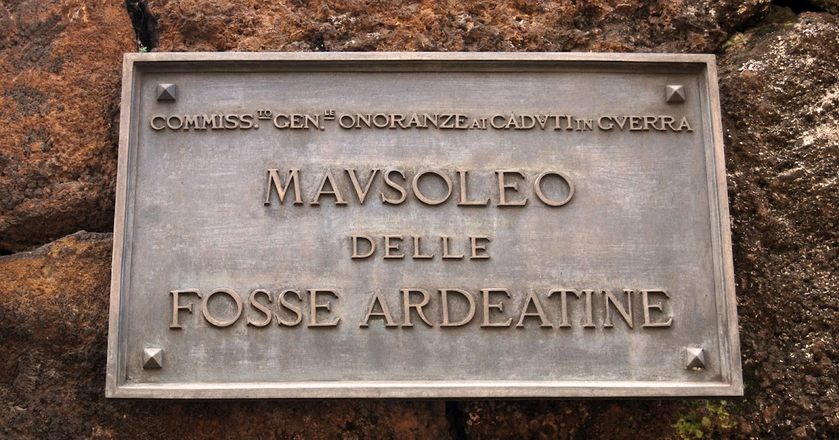 Fosse Ardeatine