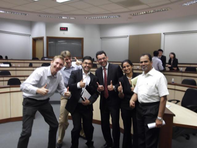 NUS MBA VCIC 2012