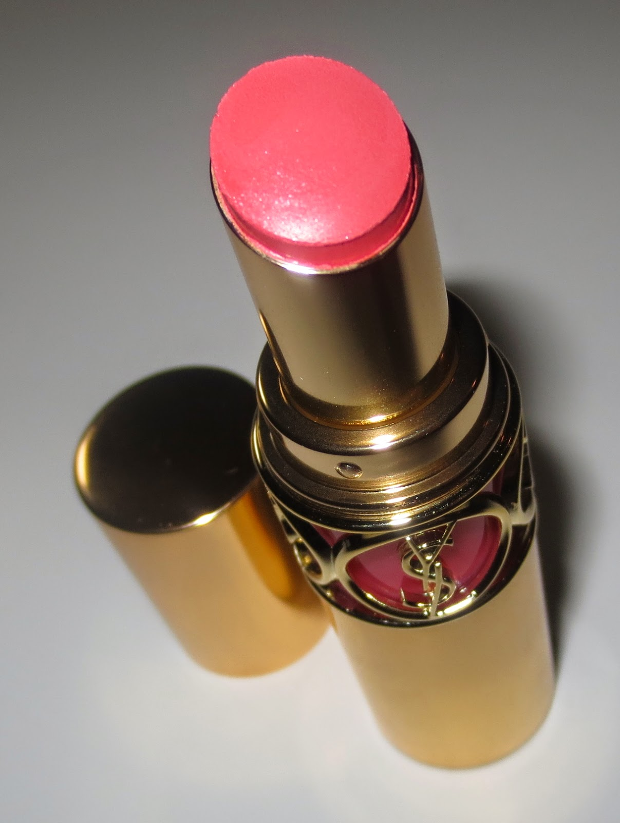 YSL Rouge Volupté #32 Corail Jalouse