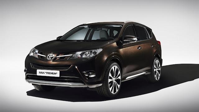 Toyota Rav4 Premium Car