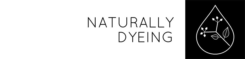 NATURALLY DYEING