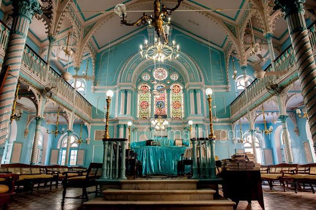 Keneseth Eliyahoo Synagogue, Mumbai