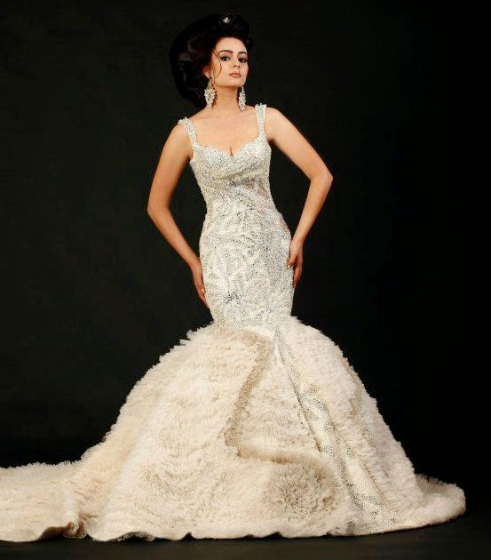 Robe de mariage jaja tunisie