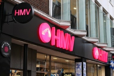 HMV Music Store image