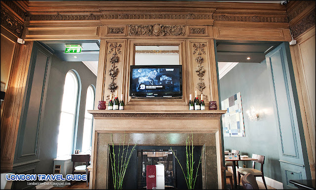 Olives Restaurant & Bar at the Millennium Bailey's Hotel London Kensington