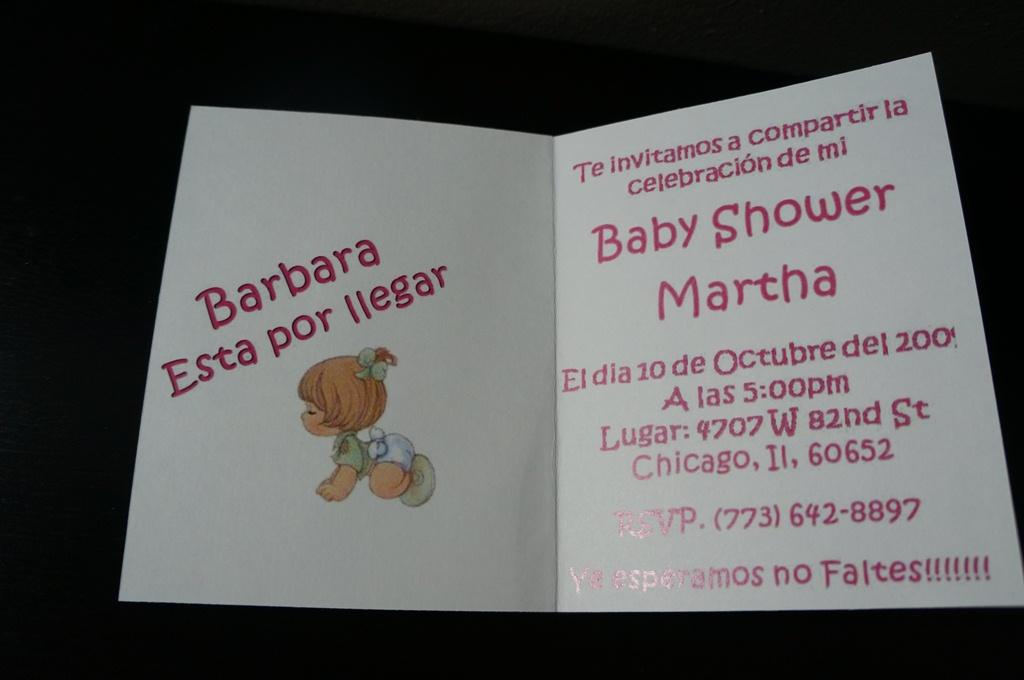 Baby Shower Invitaciones Originales ~ Invitaciones originales elaboradas a mano impresionate