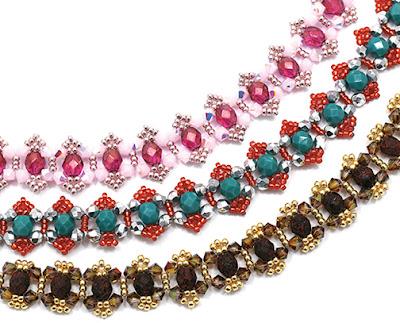 free Crystal Picot Bracelet