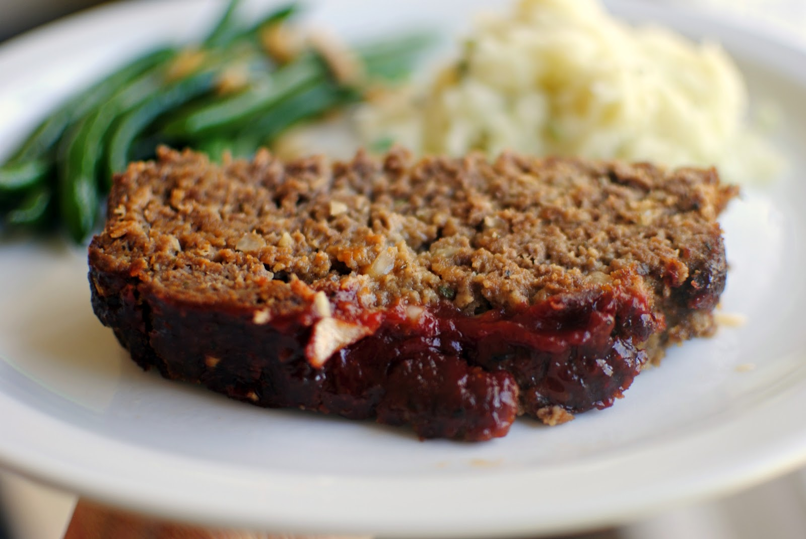 ... you it is moist, flavorful and simply the best meatloaf ever. *sigh