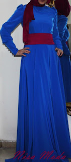 nisa moda 2014 tesett%C3%BCr Elbise modelleri41 nisamoda 2014, 2013 2014 sonbahar kış nisamoda tesettür elbise modelleri