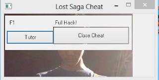 Cheat Lost Saga Free Trainer Khusus buat yang gak bisa pake injector 23 Juni 2013