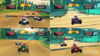 Racing Game F1 Race Stars PC Game