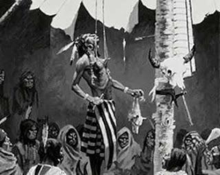 Ritual Kedewasaan Paling Aneh & Mengerikan