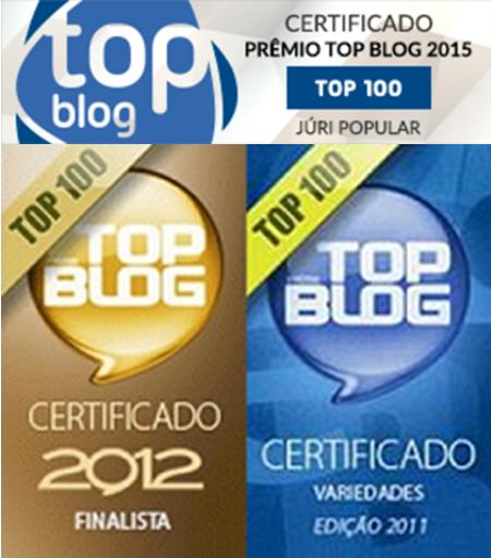 Premiações: