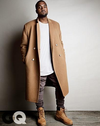 Kanye Kim Vougue