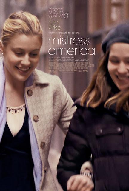 Mistress America (2015) BRRip ταινιες online seires xrysoi greek subs