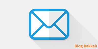 Blogger İletişim Formu Kurulumu