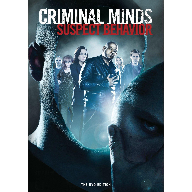 Digital Views: CRIMINAL MINDS-SUSPECT BEHAVIOR: SPIN OFF