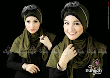 Jilbab Instan Nuhijab Plain Shawl – Green Army