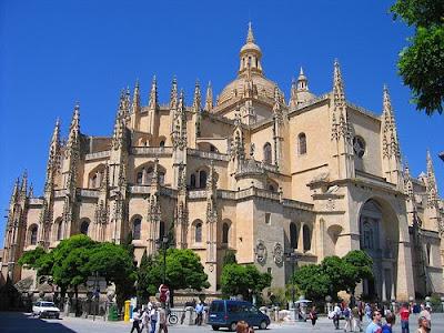 Segovia catedral turismo