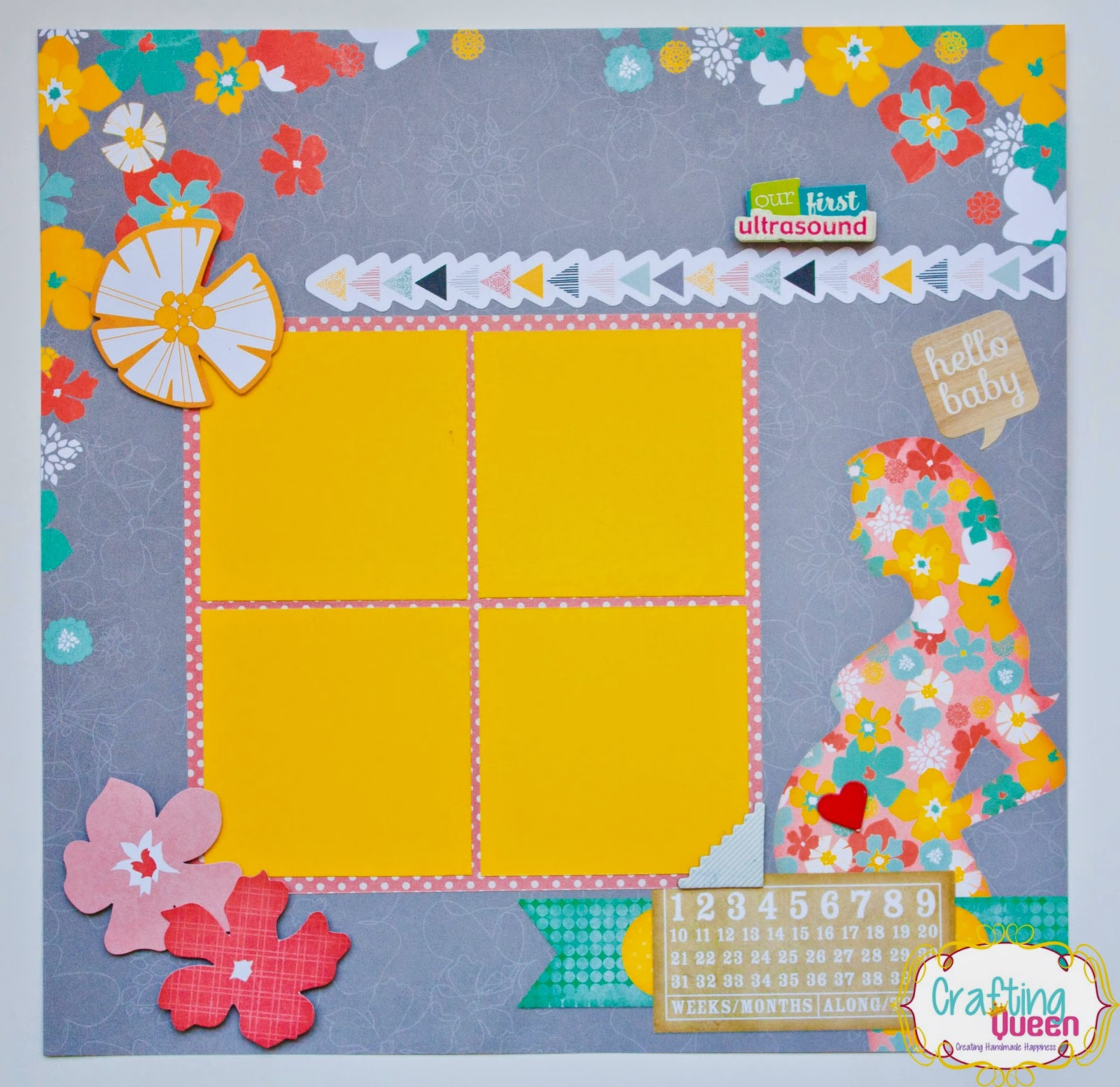 Baby journal scrapbook ideas -  14 Page Scrapbook And I Also Have A Video At The End Of This Post For You To See All The Interactive Elements So Here Are The Pics In The Page Order