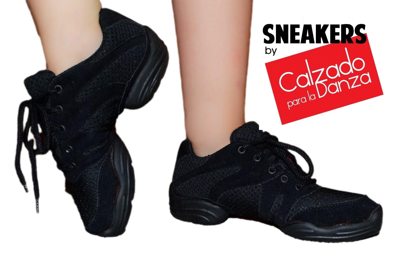 calzado para la danza