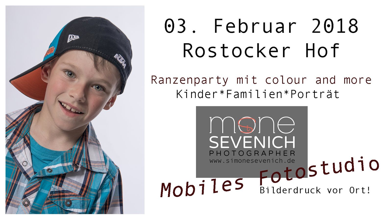 Mobiles Fotostudio Rostock