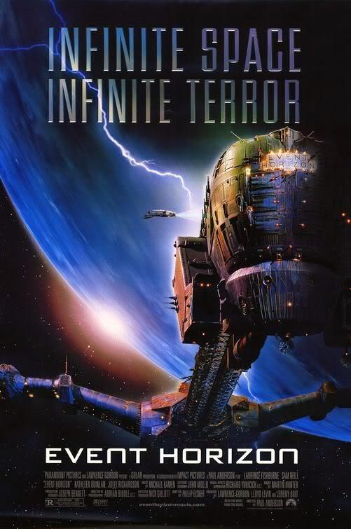 Phim Viễn Tưởng Phi Thuyền Mất Tích - Event Horizon - 1997