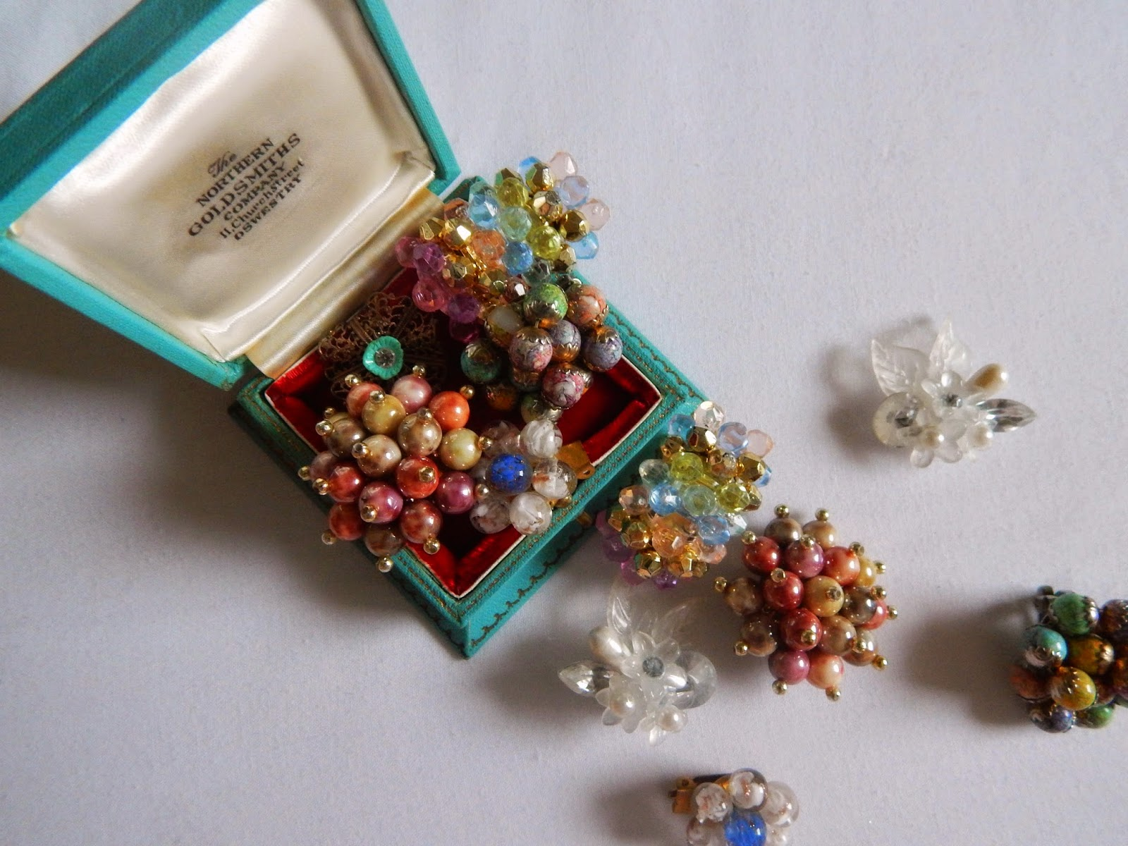 Clip On Earrings Stash
