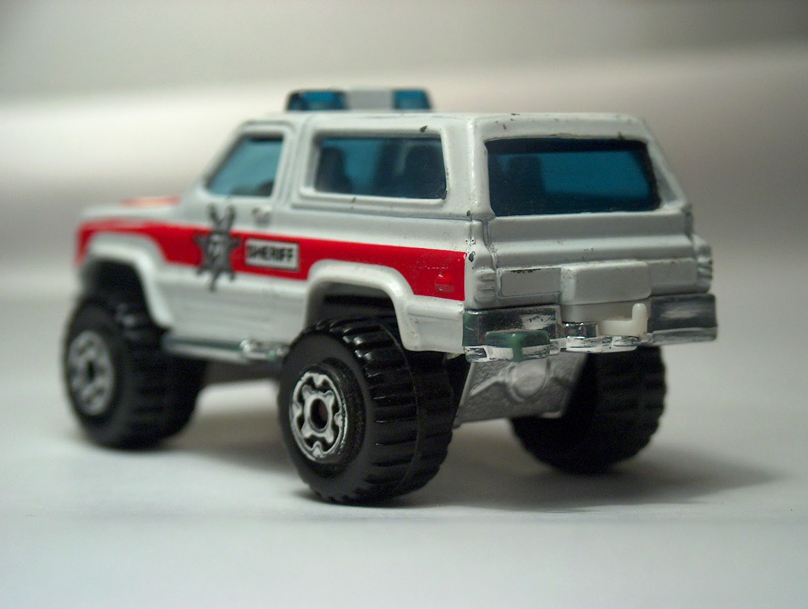 Matchbox 4x4 Chevy Blazer
